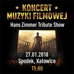Koncer Zimmer Katowice 15:00