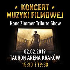 Koncer Zimmer Krakow 19:30