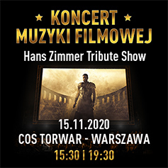 Koncert Zimmer Kraków